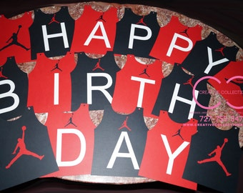 "Airman ""Happy Birthday"" Banner"