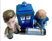 Madame - Tiramisu Flavor Doctor Who Inspired Lip Balm Geek Stix - Madame Vastra - Shimmer
