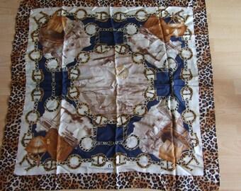 Gorgeous vintage Aigner scarf