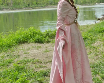 Sansa Stark pink dress - Game of Thrones - Cosplay