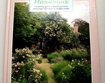 1993 The Weekly Times GARDENING HANDBOOK Australian Gardens Large Hard Cover Annuals Bulbs Climbers Perennials Roses Shrubs Trees