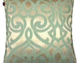 Luxury Italian silk fabric pillow case -  FREE shipping