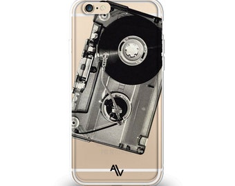 iPhone Case Mix Tape