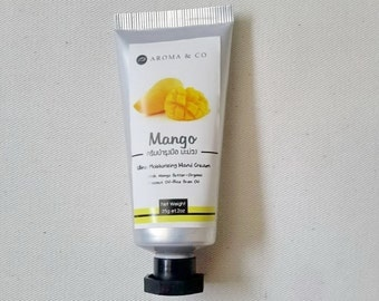 Mango Hand Cream