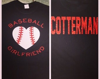 Baseball girlfriend!