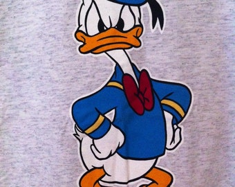 Angry donald duck | Etsy - photo#21