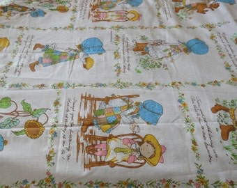 Holly Hobbie Flat Sheet