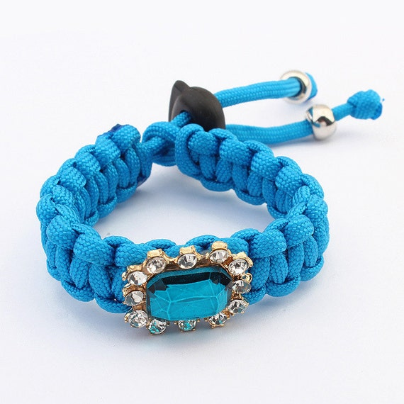 handmade woven bracelets - photo #4