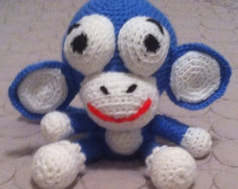crochet monkey, stuffed monkey, toy monkey, amigurumi monkey, plush monkey, monkey stuffie, monkey plushie toy, crochet toy monkey, monkey