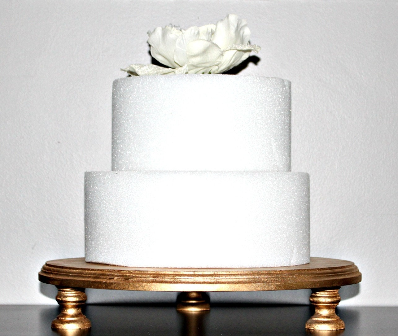 white wedding cake stand 14 inch gold cake stand 14 wedding bridal birthday cupcake 27388