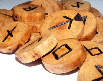 Runes Set Norse Divination Viking Astru