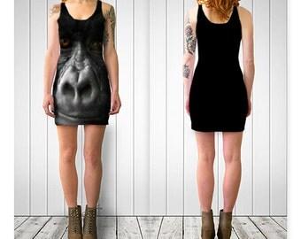 GORILLA  Bodycon Dress