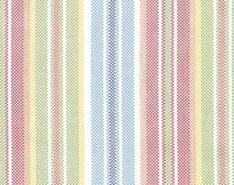 Michael Miller Sassy Stripe Pastel Fabric