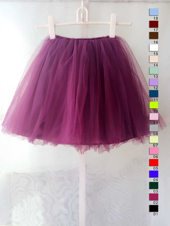 The Baby Starters Ombré Tutu Skirt is the perfect addition to your little fashionista's wardrobe. Designed with a fun ombré design to add a pop of color. The perfect skirt to dress up or dress down.