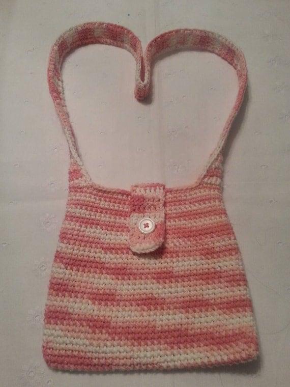 Crochet Bag For Little Girl : All Bags & Purses