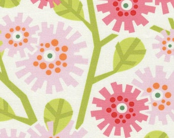 Pink Dandybloom from Heather Bailey's Free Spirit Collection