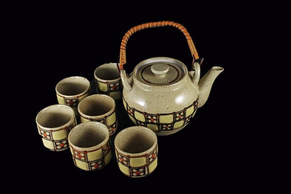 Otagiri Teapot with 6 Cups