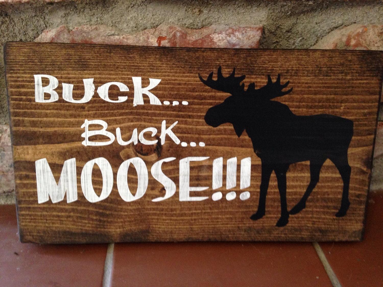 buck buck moose woodland nursery decor outdoors nursery