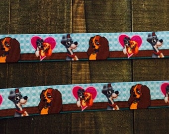 Lady and the Tramp Ribbon