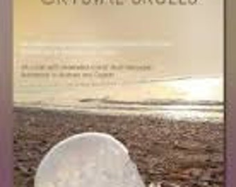 Crystal Skull Oracle Cards -Kirsten Hilling-44 Cards in English and German Booklet,Kristall Schädel Karten,Meditation,Divination