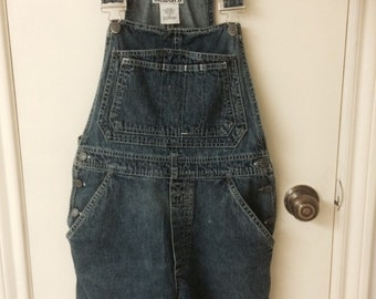 Women Bill Blass overall shorts