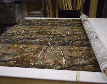 "Realtree AP HD 100% Cotton Sheeting Hunting Camouflage Fabric 58"" Wide By The Yard 36"" Long"