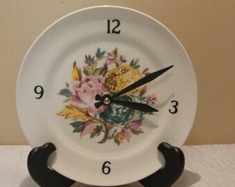 Regency by American Limoges Clock