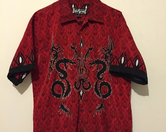 TRIBAL CLUB SHIRT