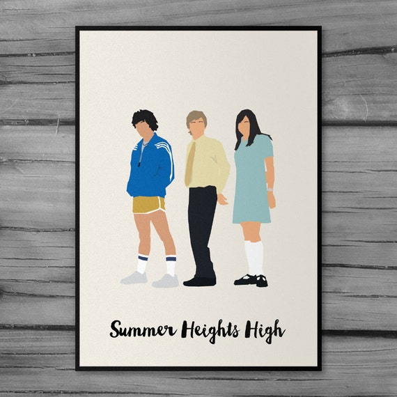 Summer Heights High 'chris Lilley' Minimal Artwork By. Heartbreak Strength Quotes. Pretty Woman Quotes You Hurt Me. Inspirational Quotes Yogi Berra. Cute Love Quotes For Him Xanga. Tattoo Quotes Back. Boyfriend Quotes Sayings. Birthday Quotes Godly. Crush Only Quotes
