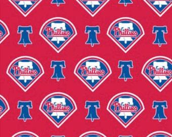 MLB - Philadelphia Phillies Fabric