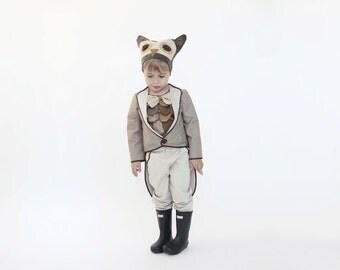 Halloween  boys Owl costume, Kids boys costume, bird dress up, boys Halloween costume, Halloween costume, children boy,  boys costume