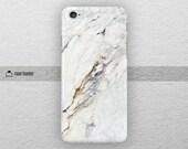"White marble - iphone 6S case (4.7""), iphone 6S plus case (5.5""), iphone 6 case, iphone 6 plus case, iphone SE case, iphone 5S case"