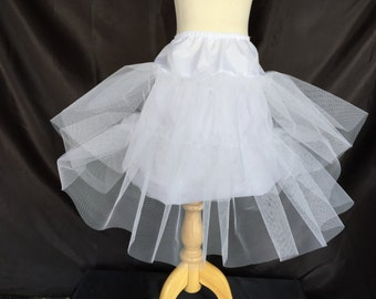 NEW A Line Petticoat Flower Girl Bridesmaids Accessories