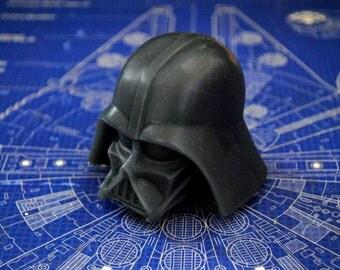 Handmade Large 3D Darth Vader Soap – Star Wars, Christmas gift, stocking gift, Novelty