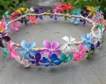 Wire Flower Crown