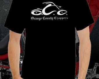 T-shirt man/woman ORANGE COUNTY CHOPPERS t shirt men/women biker biker