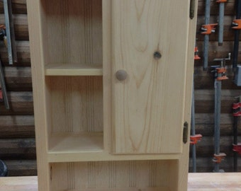 Rustic Hickory Medicine Cabinet Hickory Wood Rustic Medicine