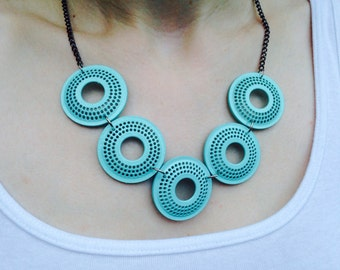 Kcup Colored Necklace
