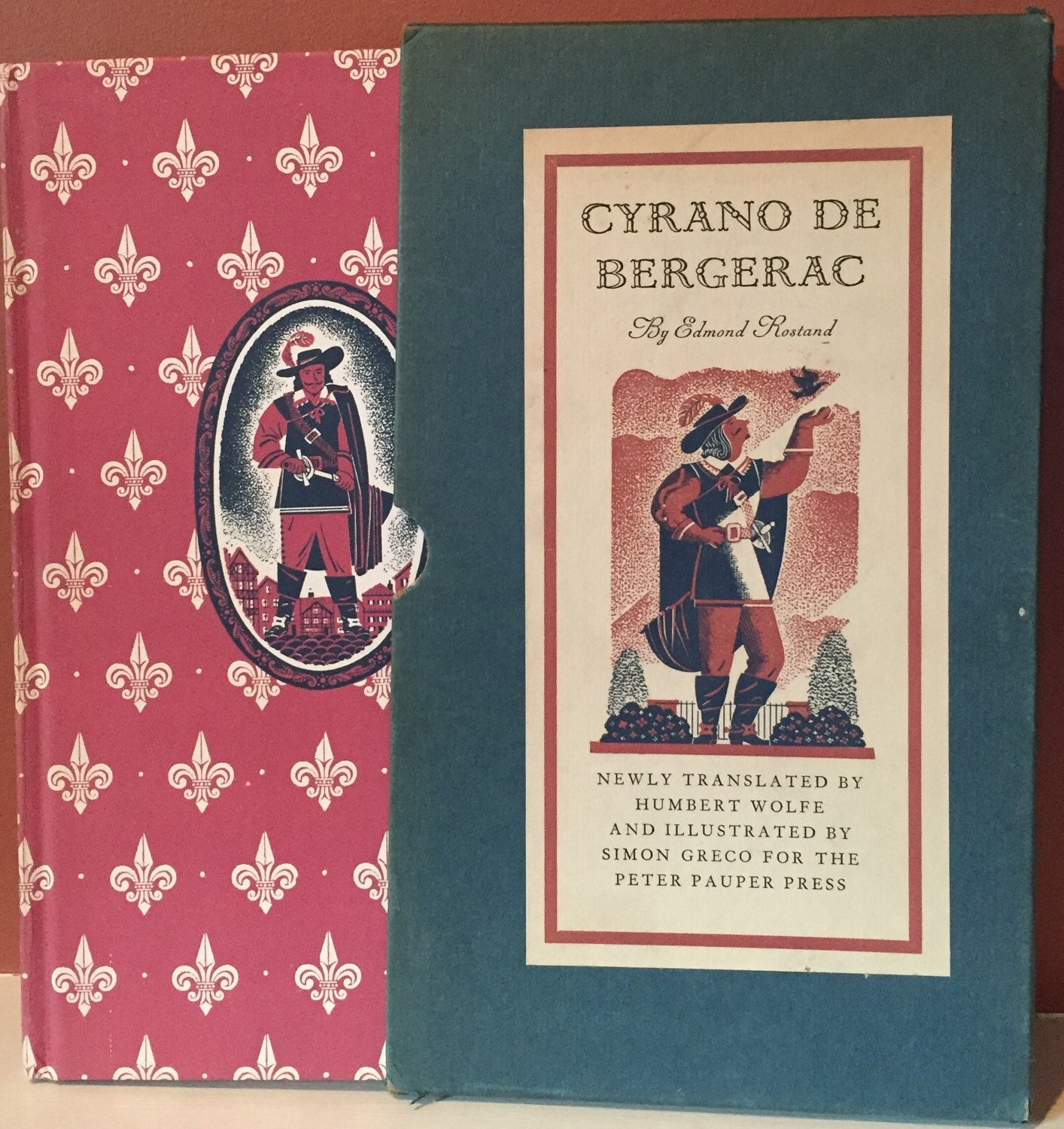 an analysis of the book review on cyrano de bergerac Free kindle book and epub digitized and proofread by project gutenberg.