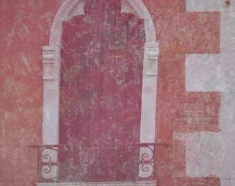 Danielli Window, Venice, Italy