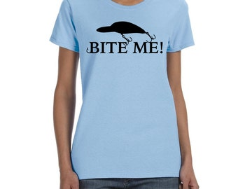 Women's BITE ME T-Shirt 21703-1222