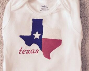 Texas Onesie