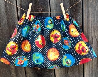 Sesame Street Skirt