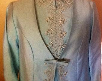 Mod Mini Dress with Matching Coat