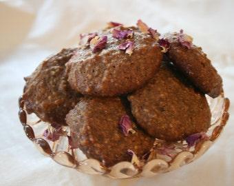 Walnut Cookies - Shirini Gerdouee