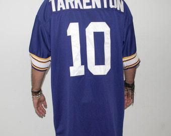 847e3901a ... SALE Mitchell and Ness Minnesota Vikings 10 Tarkenton Jersey Size 54 Wilt  Chamberlain ...