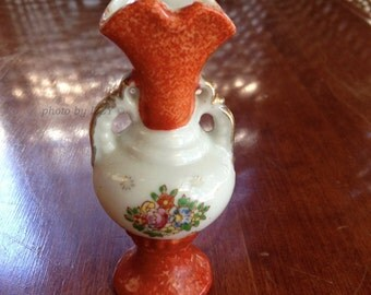 SALE 20% Occupied Japan Mini Vase Figurine