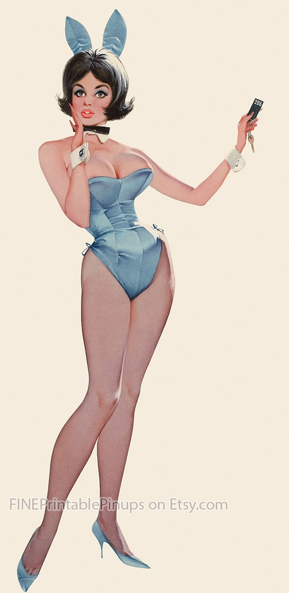 Playboy bunny vintage outfit