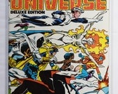 No.9 The Official Handbook of the Marvel Universe Deluxe Edition Comic Book