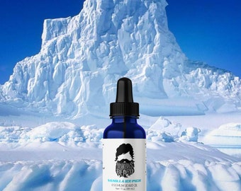 Vanilla Beard Oil that Smells Amazing, All Natural, Vanilla and Sandalwood, Gift for Him